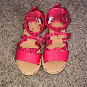 Carter's girls sandals
